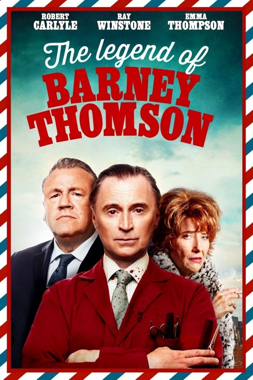 The Legend of Barney Thomson (2016)