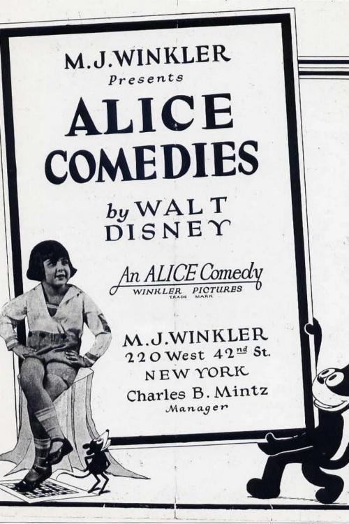 Alice in the Alps (1927)