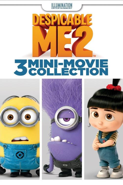Despicable Me 2: 3 Mini-Movie Collection (2015)