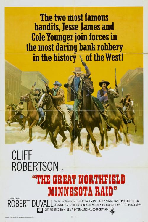 The Great Northfield Minnesota Raid (1972)