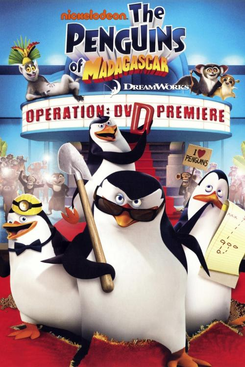 The Penguins of Madagascar: Operation DVD Premiere (0000)