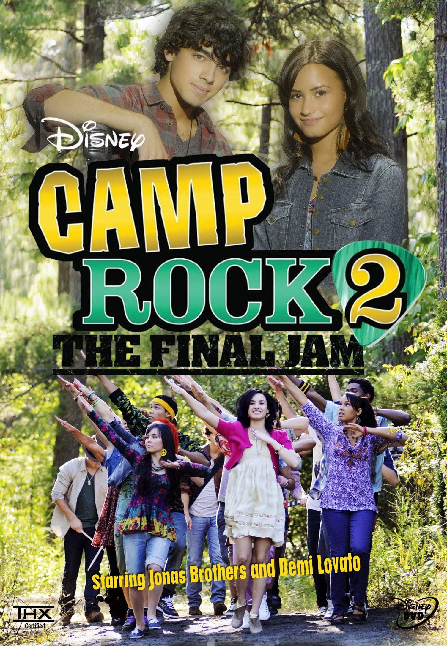 Camp Rock 2 Kinox