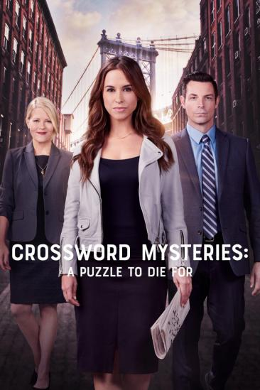 Crossword Mysteries: A Puzzle to Die For (2019)
