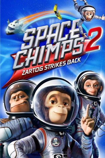 Space Chimps 2: Zartog Strikes Back (2010)