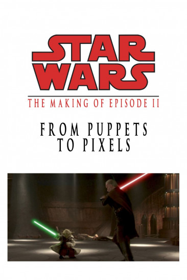 From Puppets to Pixels: Digital Characters in 'Episode II' (2002)