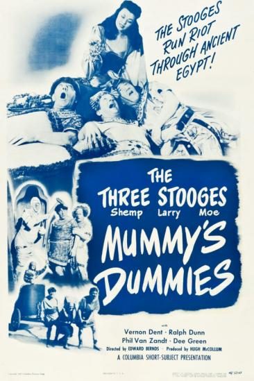 Mummy's Dummies (1948)
