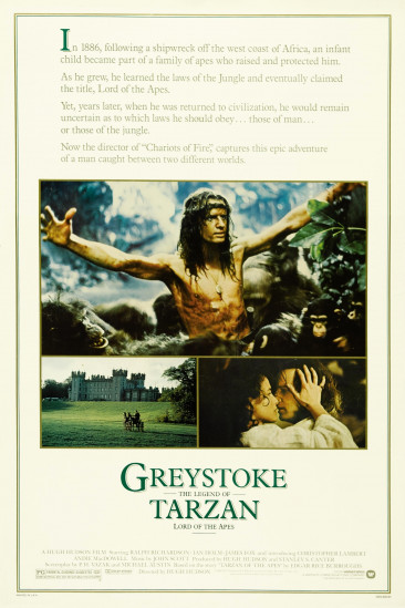 Greystoke: The Legend of Tarzan, Lord of the Apes (1984)