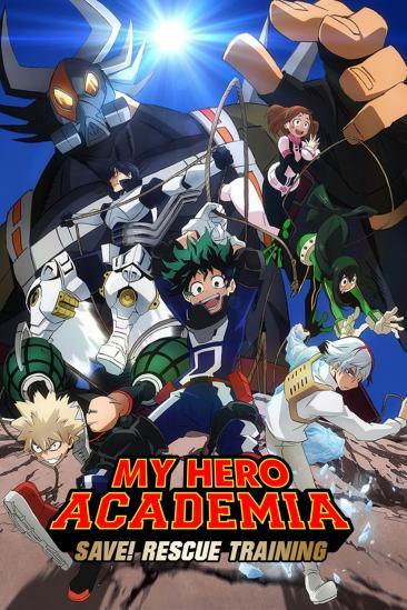 My Hero Academia: Save! Rescue Training!