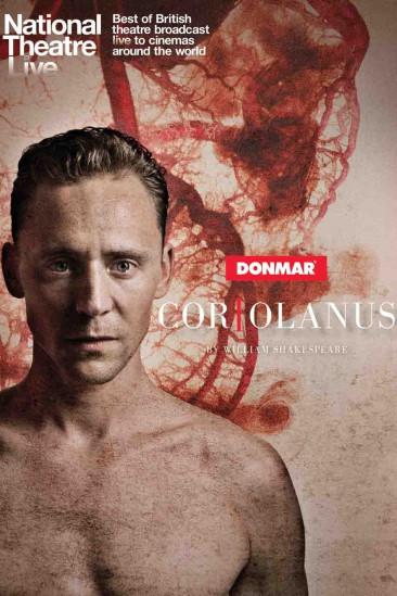 National Theatre Live: Coriolanus (0000)