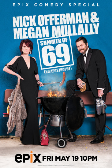 Nick Offerman & Megan Mullally: Summer of 69: No Apostrophe (2017)