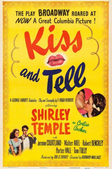 Kiss and Tell (1945)