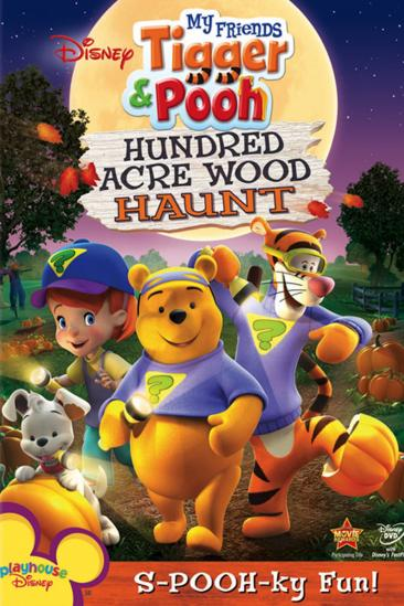 My Friends Tigger & Pooh: Hundred Acre Wood Haunt (2008)