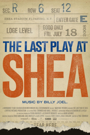 The Last Play at Shea (2010)