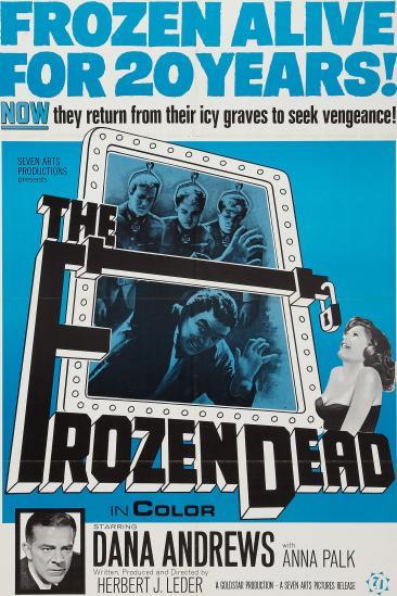 The Frozen Dead (1967)