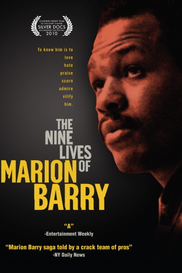 The Nine Lives of Marion Barry (2009)