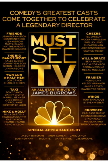 Must See TV: A Tribute to James Burrows (2016)