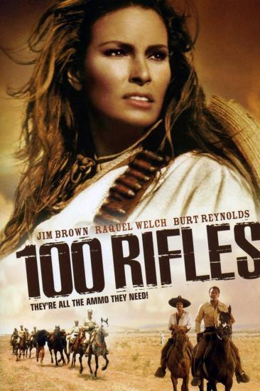 100 Rifles (1969)