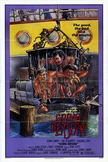 Going Berserk (1983)