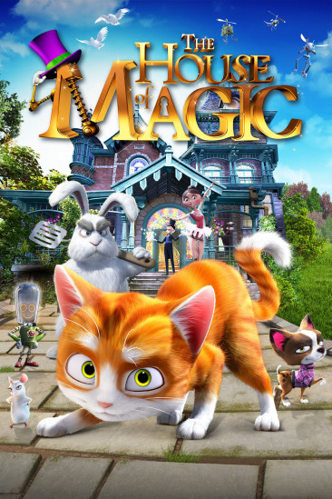 Thunder and the House of Magic (2014)