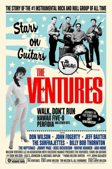 The Ventures: Stars on Guitars (2020)