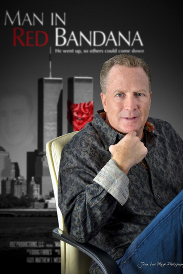 Man in Red Bandana (2017)