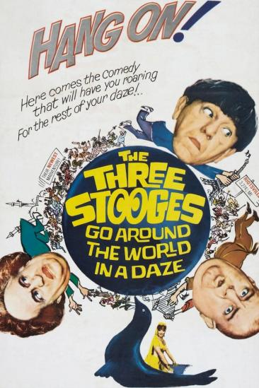 The Three Stooges Go Around the World in a Daze (1963)