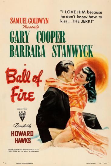 Ball of Fire (1942)