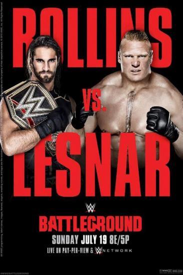 WWE Battleground 2015 (2015)