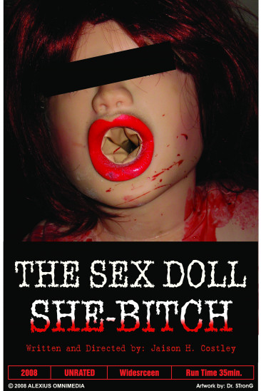 The Sex Doll She-Bitch (2009)