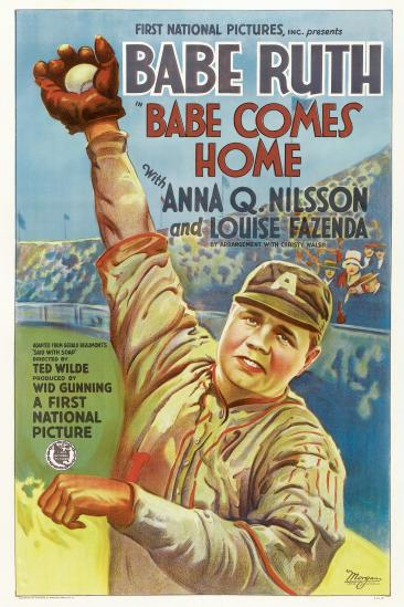 Babe Comes Home (1927)