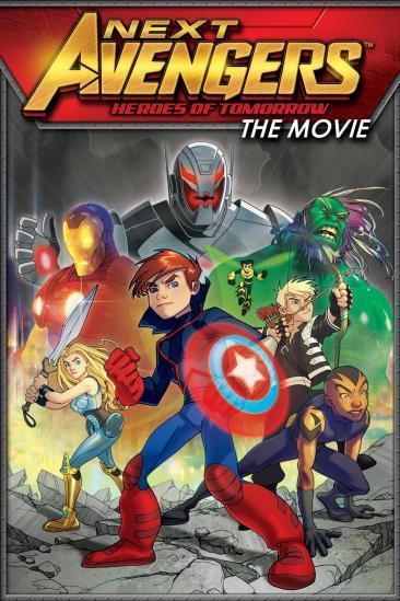 Next Avengers: Heroes of Tomorrow (2008)