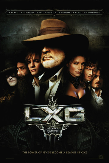 The League of Extraordinary Gentlemen (2003)