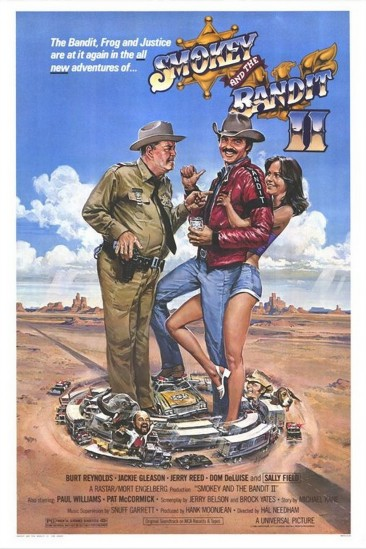 Smokey and the Bandit II (1980)
