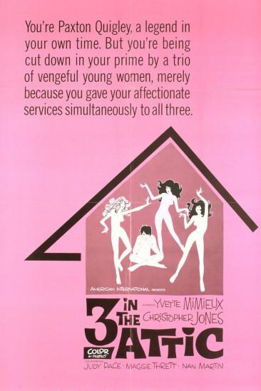 Three in the Attic (1968)