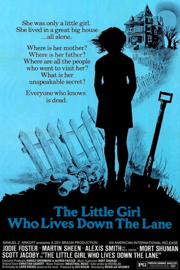 The Little Girl Who Lives Down the Lane (1977)