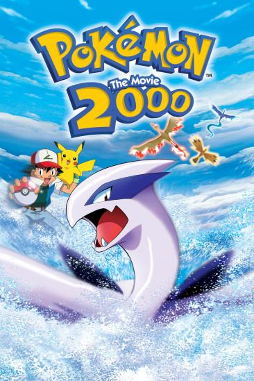 Pokémon: The Movie 2000 (2000)