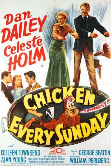 Chicken Every Sunday (1949)