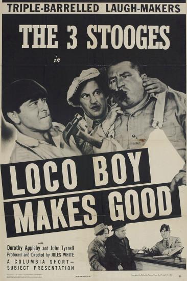 Loco Boy Makes Good (1942)