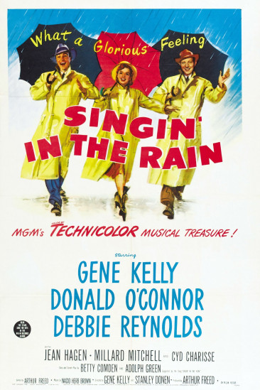 What a Glorious Feeling: The Making of 'Singin' in the Rain' (2002)