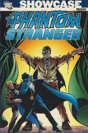 DC Showcase: The Phantom Stranger (2020)