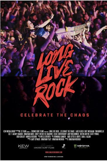 Long Live Rock... Celebrate the Chaos (2021)