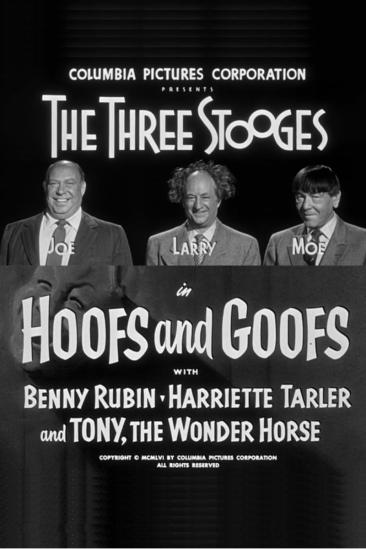 Hoofs and Goofs (1957)