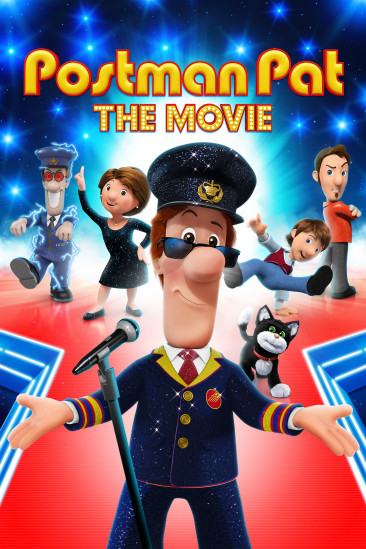 Postman Pat: The Movie (2014)