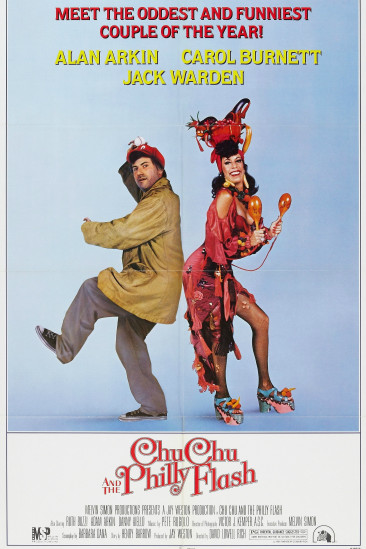 Chu Chu and the Philly Flash (1981)