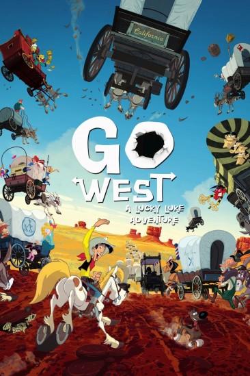Go West: A Lucky Luke Adventure (2007)
