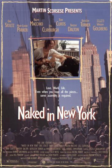 Naked in New York (1993)