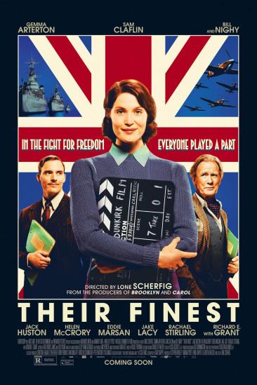 Their Finest (2017)