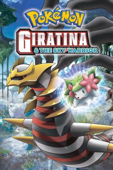 Pokémon: Giratina and the Sky Warrior (2009)