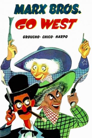Go West (1940)