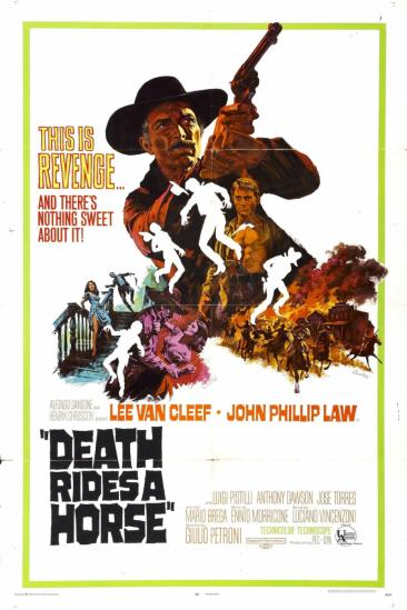 Death Rides a Horse (1968)